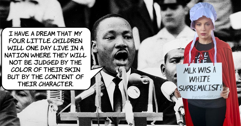 martin luther king blm