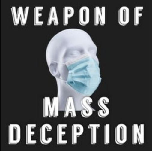 mask mass deception
