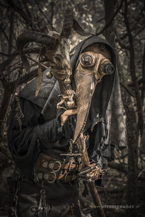 plague face mask