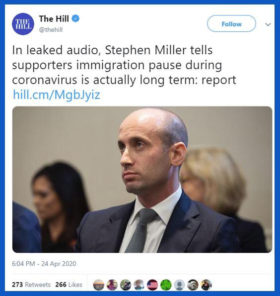 steve miller immigration