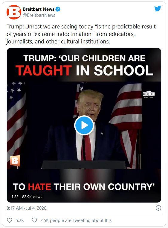 trump schools