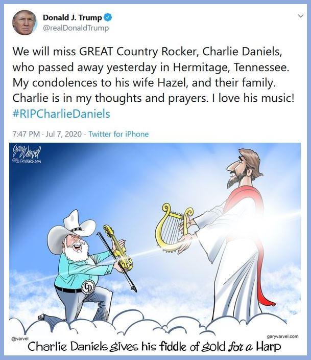 tt charlie daniels in heaven