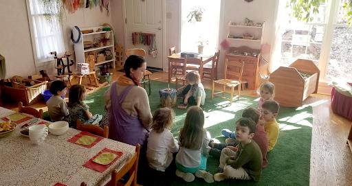 waldorf classroom
