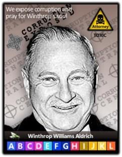 winthrop Aldrich afi