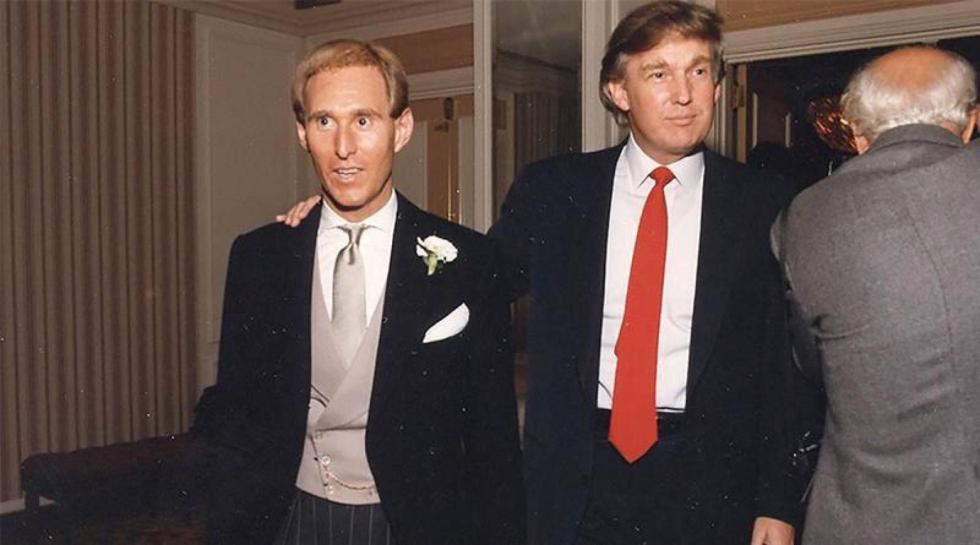 young roger stone donald trump