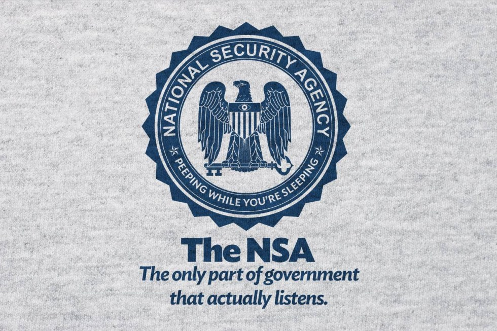 NSA listens