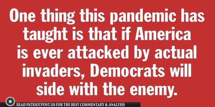 democrat enemy