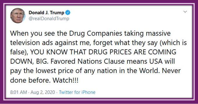 drug companies tt