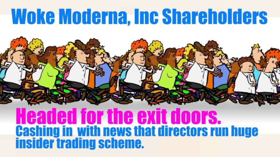 moderna shareholders