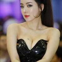 韩国美女。 林智慧 임지혜 [gif]