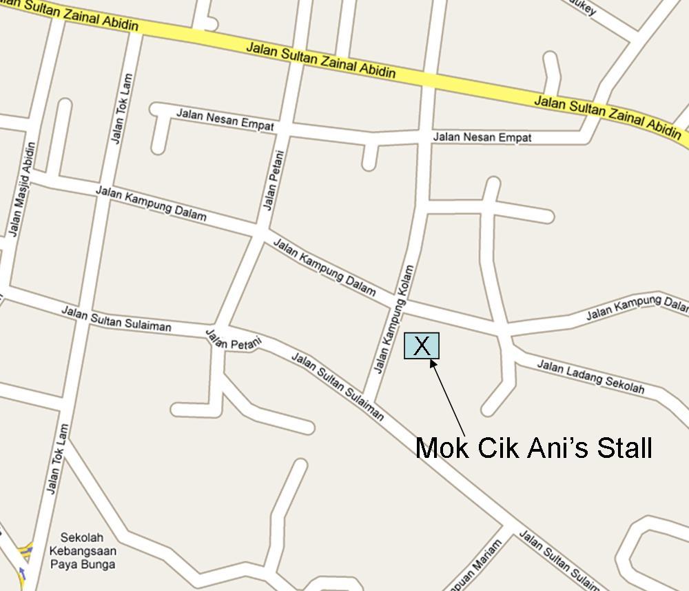 Eating Out: In Kuala Terengganu (4/5)