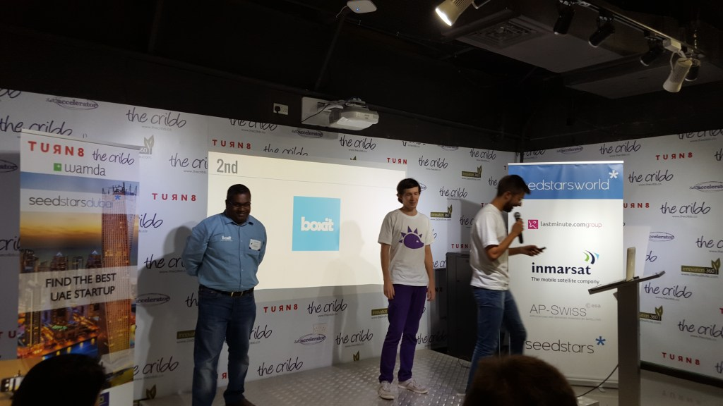 Seedstars Middle East 2015