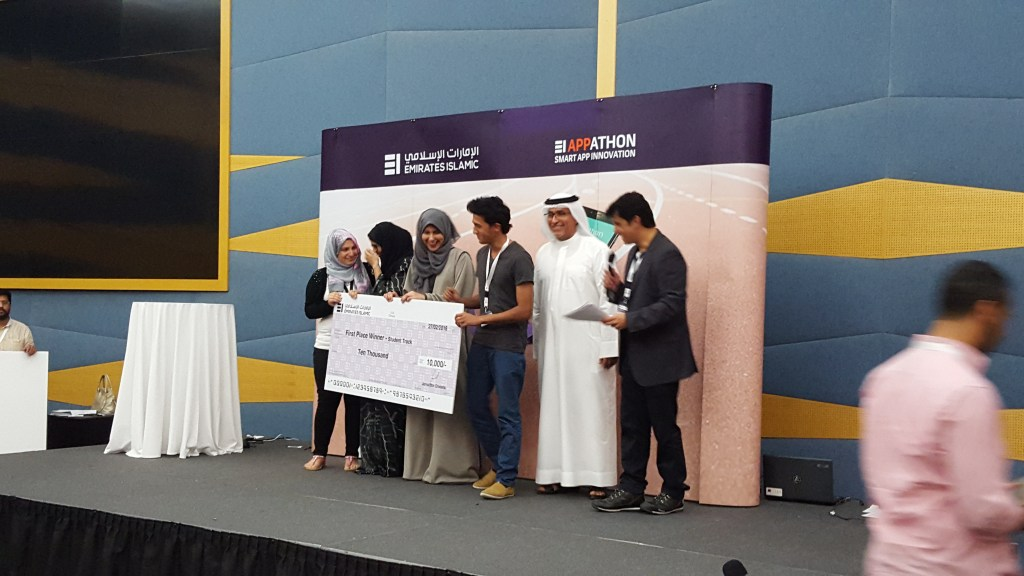 Emirates Islamic Bank - Fintech Challenge