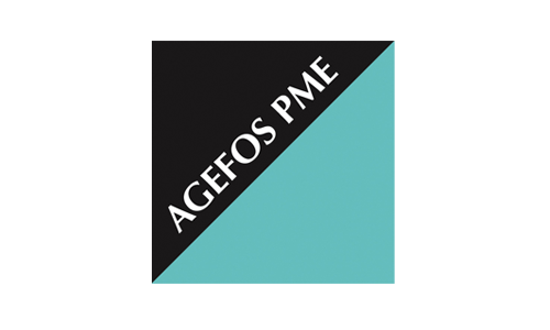 Logo et lien AGEFOS PME