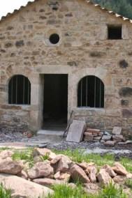 Restauration chapelle - façade