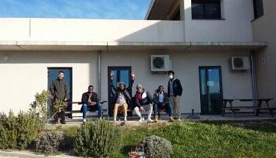 Au centre de formation AIME à Rosières
