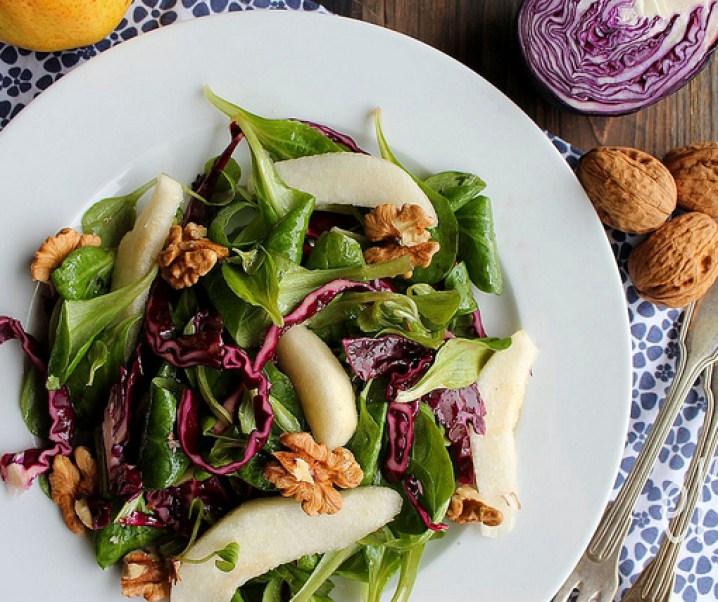 Herfst salade