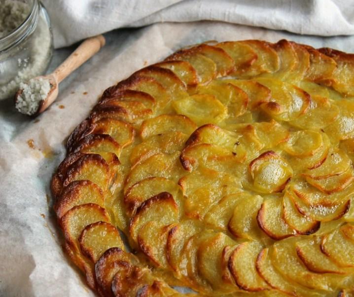 Gâteau de pommes de terre
