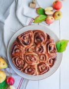 Betteraves rôties aux airelles et mozzarella