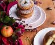 Bundt cake aux noix et café {sans lait – sans gluten}