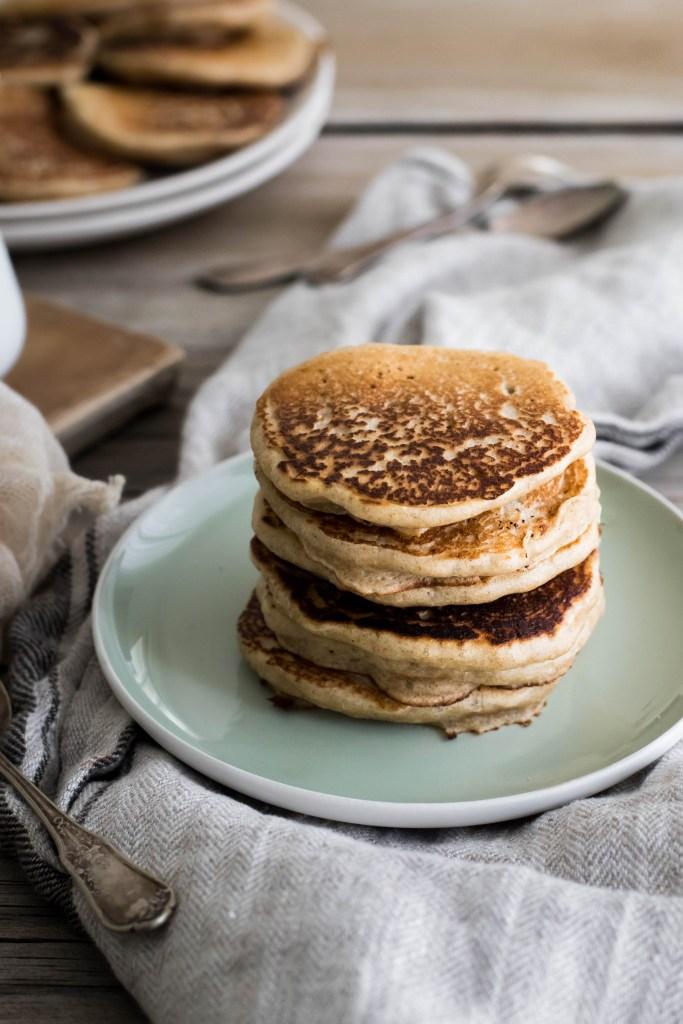 Pancakes au levain facile