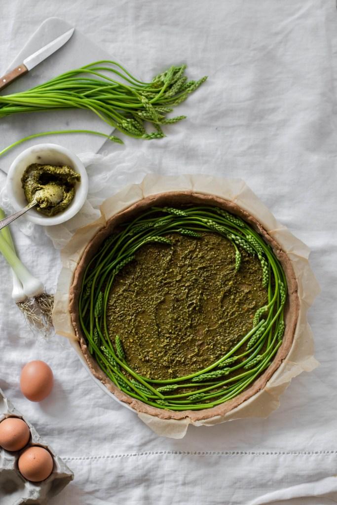 recette de quiche sans gluten
