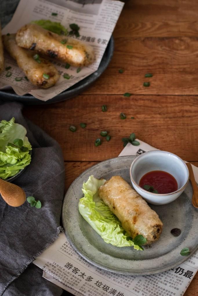receta de nems chinos