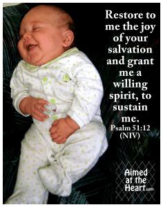 Word on Wednesday: Remembering to be Joyful