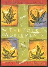 Four Agreements cover