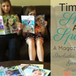 Time To Shine And Sparkle: A Magazine Review