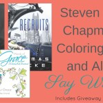 Steven Curtis Chapman, A Coloring Book, and Aliens.  Say What?!
