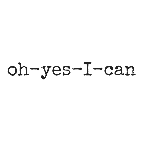 oh yes I can - aimee jurenka