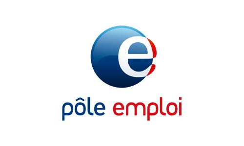 Logo et lien Pôle Emploi