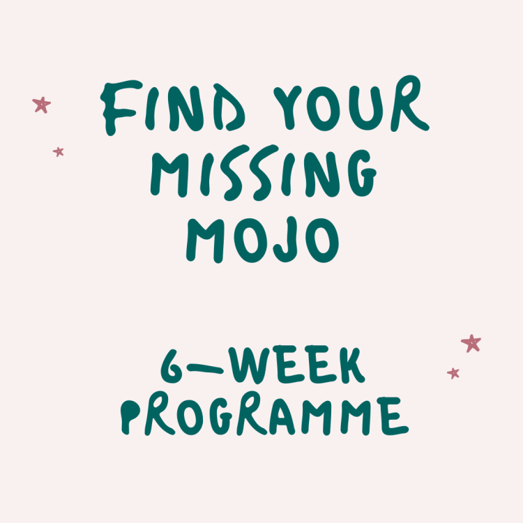 Find your missing mojo image