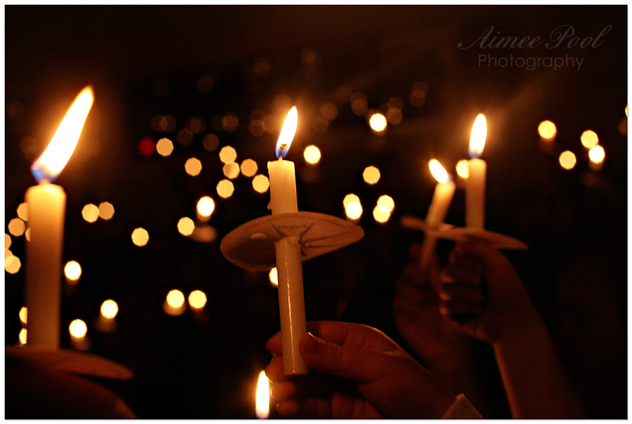 Image result for candlelight christmas eve service