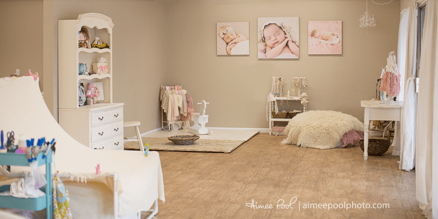 My Newly Remodeled Newborn StudioGreater Sacramento Area
