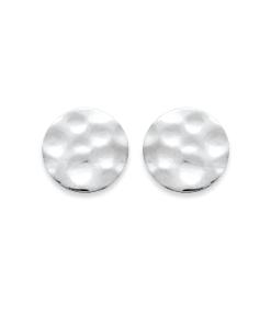 boucles d'oreilles Tim en argent 925 rhodié Aimée Private Collection nouveau modèle bijou