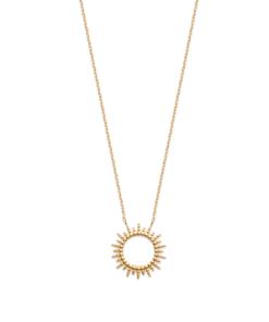 Collier Sunny plaqué or Aimée Private Collection bijoux tendances
