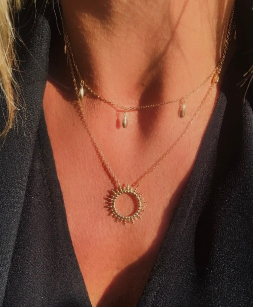 Collier Sunny aimee private collection