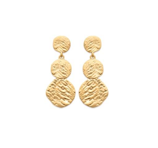 boucles d'oreilles bianca Aimee private collection bijoux