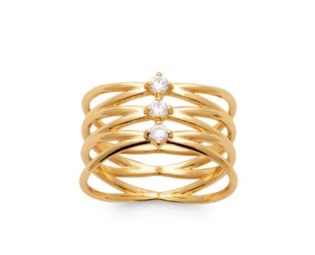 bague diamant oxyde de zirconium qualité bijoux aimee private collection