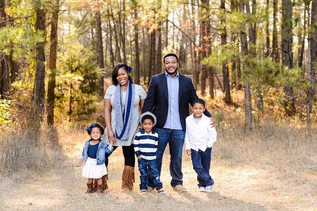Family Photographer in Middle Georgia