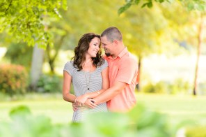 Macon Engagement Portrait