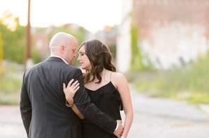 Macon Engagement Portrait