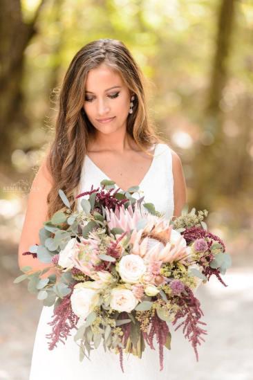 Bridal Portrait in Macon