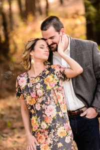 engagement session in georgia