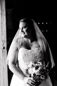 Middle Georgia Wedding, Plantation Farms wedding, bride and groom, wedding day, farm wedding, garden wedding, black and white bridal portrait