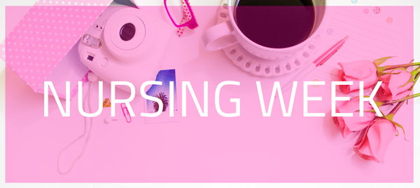 Nursing Week at Aimee's Nail Studio