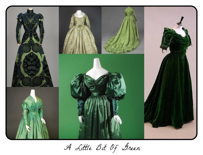 March green inspiration