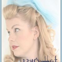1940's Hat Tutorial